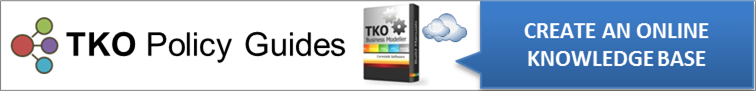 TKO Document Your Systems